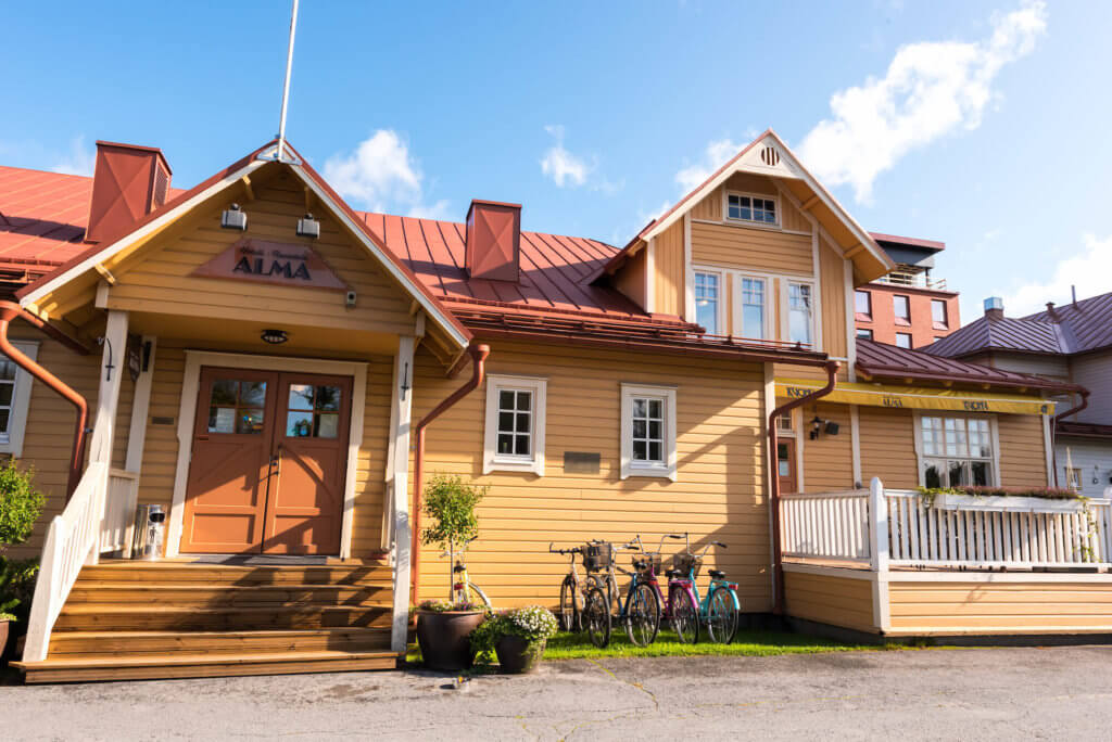 Copyright: LOLA AKINMADE AKERSTROM / Kvarken Destinations